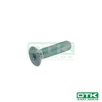 Counter sunk Bolt, M10 x 40mm